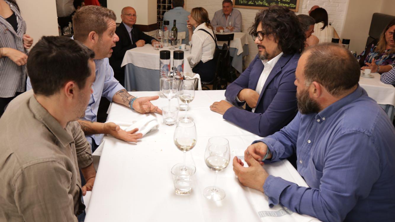 Trattoria da Danilo Alessandro Borghese 4 ristoranti